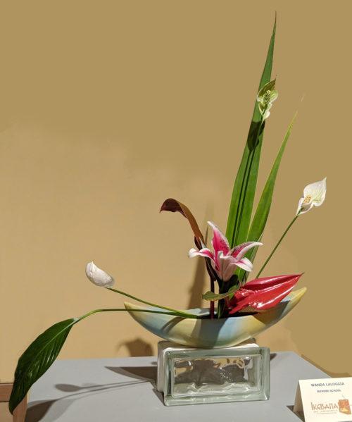 2018 Ikebana Exhibit At Asian Gallery