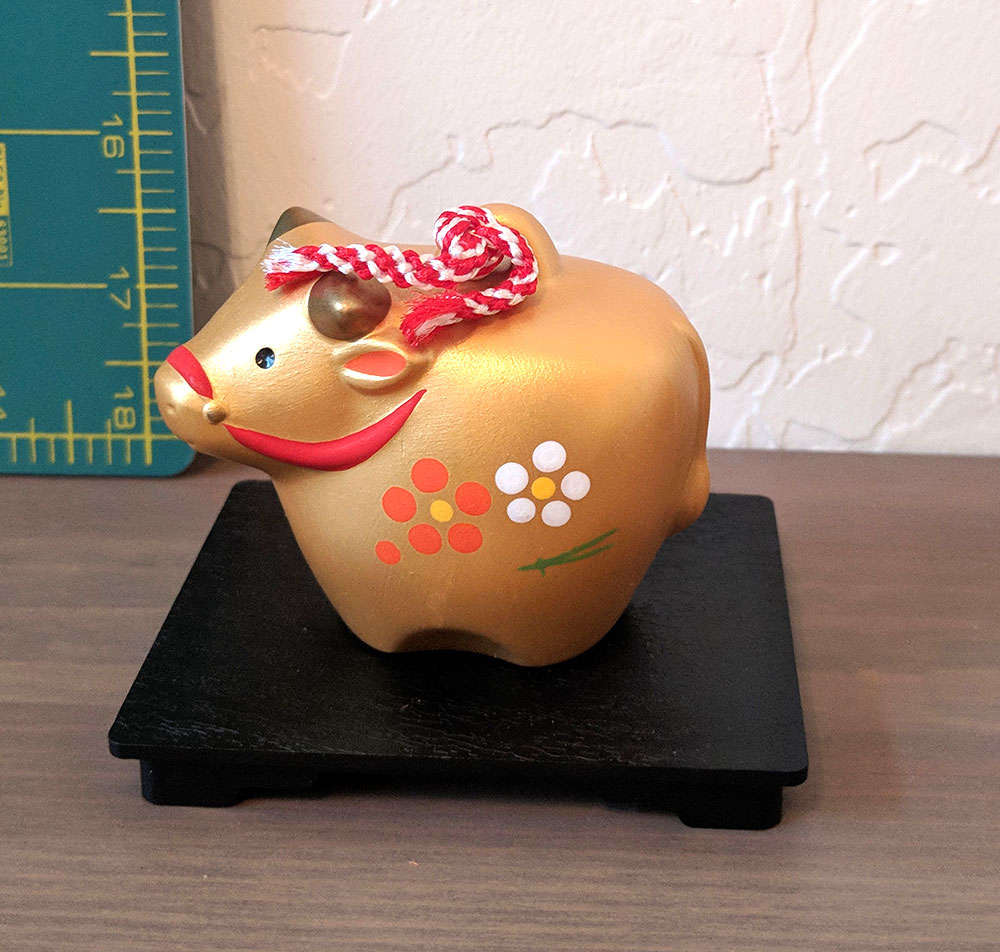 M016 Zodiac Cow
