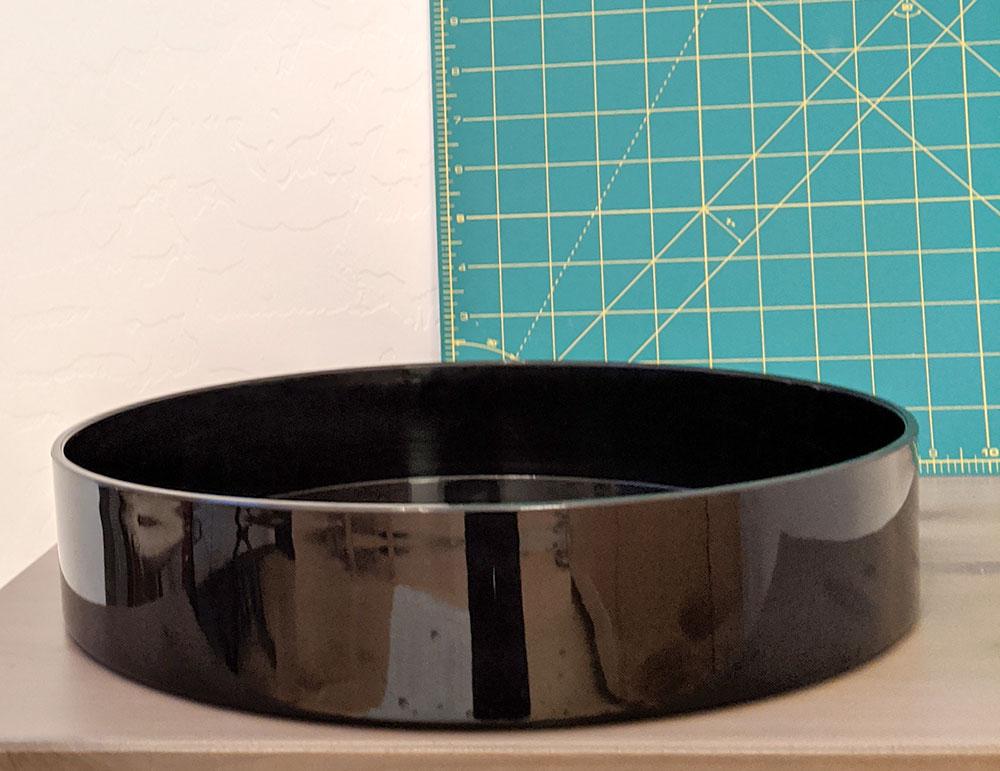 DV017 Round Acrylic
